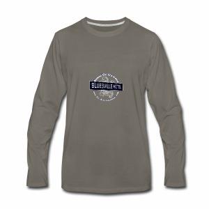 John DeGarmo and the Bluesberries Jam Merchandise - Men's Premium Long Sleeve T-Shirt