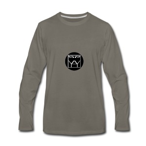 Year After Year Nyc Original Logo - Men's Premium Long Sleeve T-Shirt