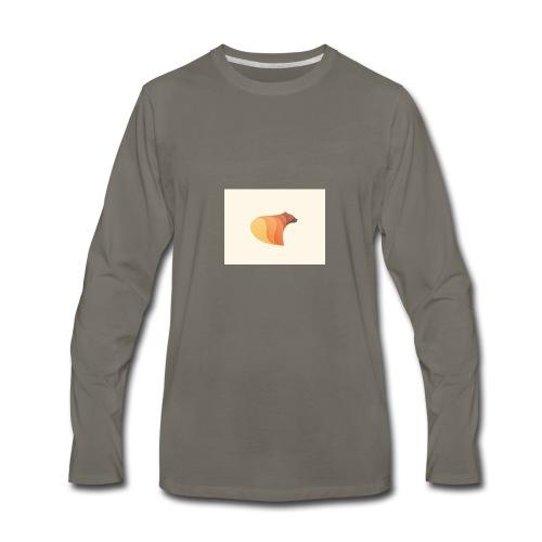browen bear - Men's Premium Long Sleeve T-Shirt