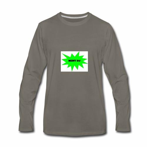 MintDj - Men's Premium Long Sleeve T-Shirt
