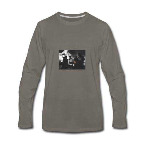 Light It Up - Men's Premium Long Sleeve T-Shirt