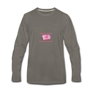 Fight Bub - Men's Premium Long Sleeve T-Shirt