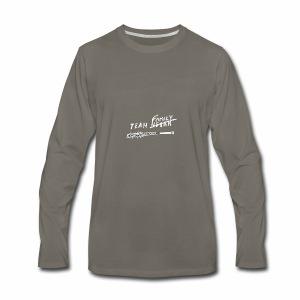 Team Family T-Shirt - Men's Premium Long Sleeve T-Shirt