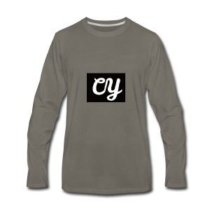 YasdeCaiters Merchandise - Men's Premium Long Sleeve T-Shirt