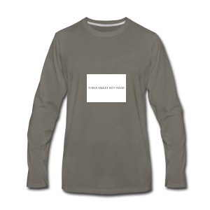 Knowlege of life - Men's Premium Long Sleeve T-Shirt