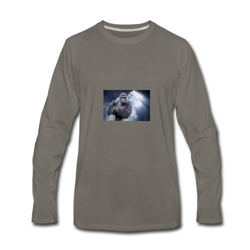 Harambe - Men's Premium Long Sleeve T-Shirt