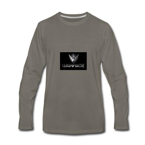 warface-logo - Men's Premium Long Sleeve T-Shirt