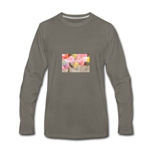 sugar rush - Men's Premium Long Sleeve T-Shirt