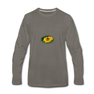 tridax procumbean - Men's Premium Long Sleeve T-Shirt