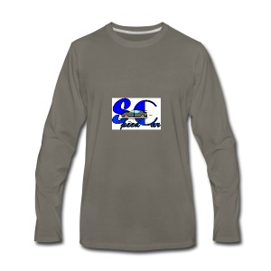 speed car 2 - Men's Premium Long Sleeve T-Shirt