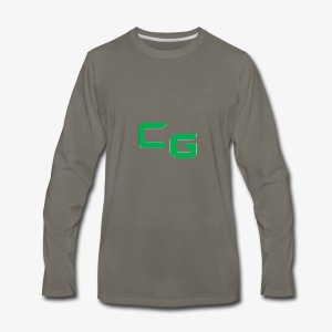 certifiedatol gaming logo - Men's Premium Long Sleeve T-Shirt