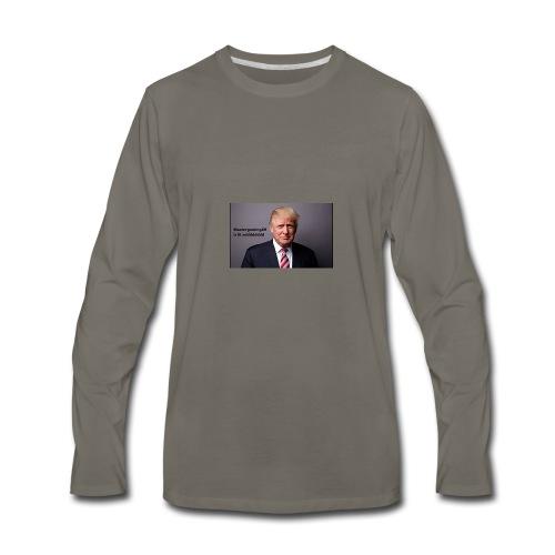 Mastergaming69 is Lit xdddddddddd - Men's Premium Long Sleeve T-Shirt