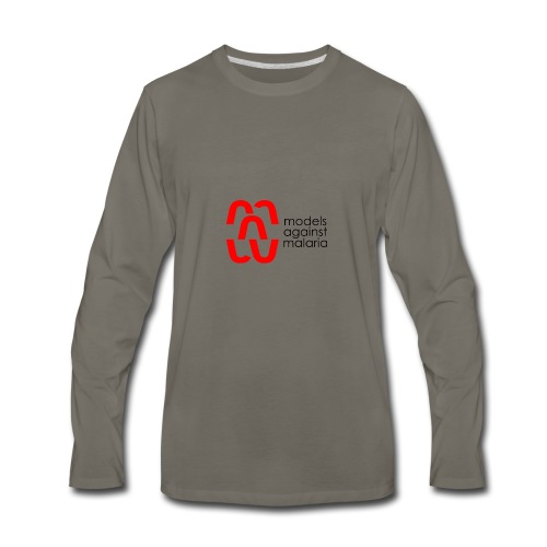 mam LOGO2 - Men's Premium Long Sleeve T-Shirt