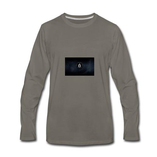 SkcS1vl - Men's Premium Long Sleeve T-Shirt