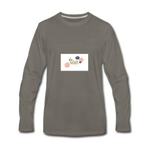 Be still mug - Men's Premium Long Sleeve T-Shirt
