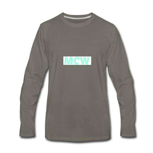 MCW - Men's Premium Long Sleeve T-Shirt