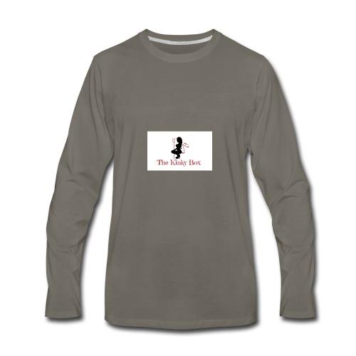The Kinky Box - Men's Premium Long Sleeve T-Shirt