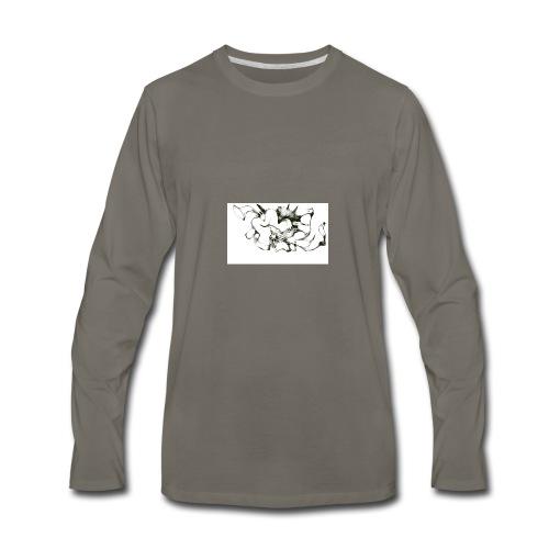flowertrapt - Men's Premium Long Sleeve T-Shirt