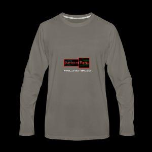 JoeteckTips - Men's Premium Long Sleeve T-Shirt