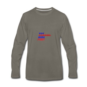 TOY CHANNEL KIDS FIRST - Men's Premium Long Sleeve T-Shirt