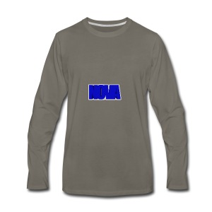youtubebanner - Men's Premium Long Sleeve T-Shirt