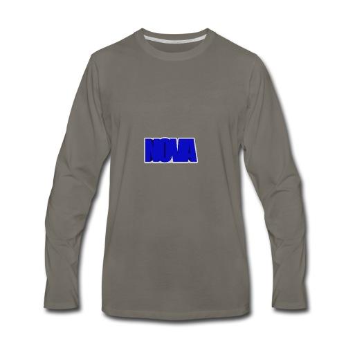 youtubebanner - Men's Premium Long Sleeve T-Shirt