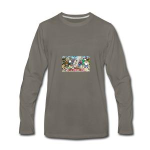 Coconut Town - Men's Premium Long Sleeve T-Shirt
