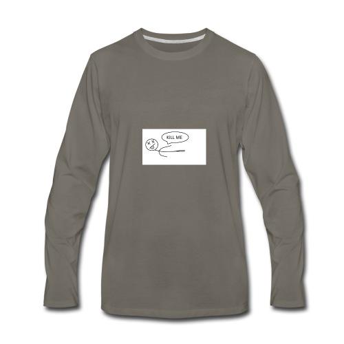 KILL_ME - Men's Premium Long Sleeve T-Shirt