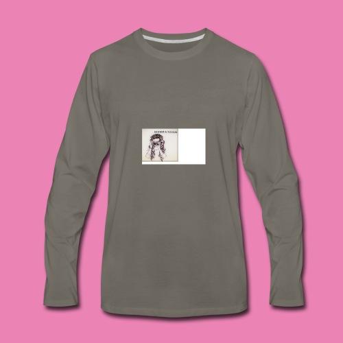 Boobs & Bangs Phone Case - Men's Premium Long Sleeve T-Shirt