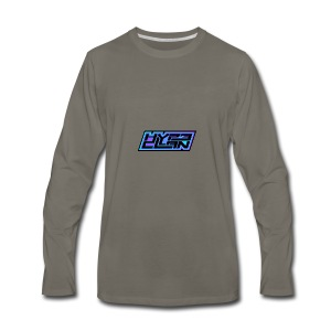 HYP3 Clan - Men's Premium Long Sleeve T-Shirt