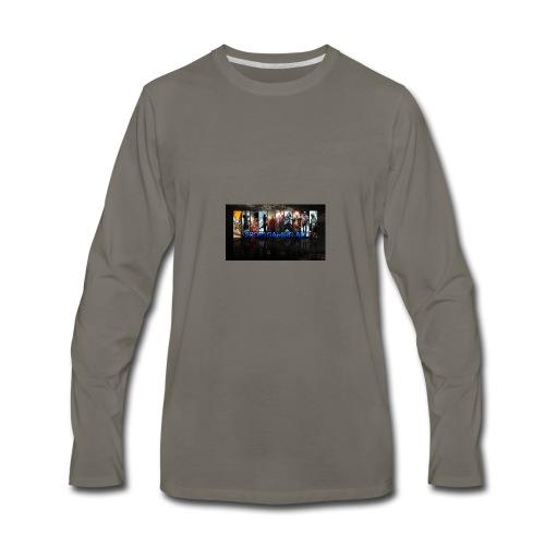 SportGaming Ali - Men's Premium Long Sleeve T-Shirt
