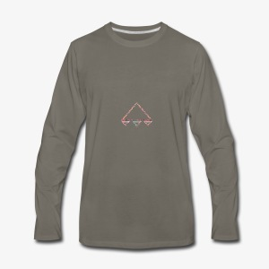 Raconah Logo - Men's Premium Long Sleeve T-Shirt