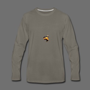 Abstract Phoenix - Men's Premium Long Sleeve T-Shirt