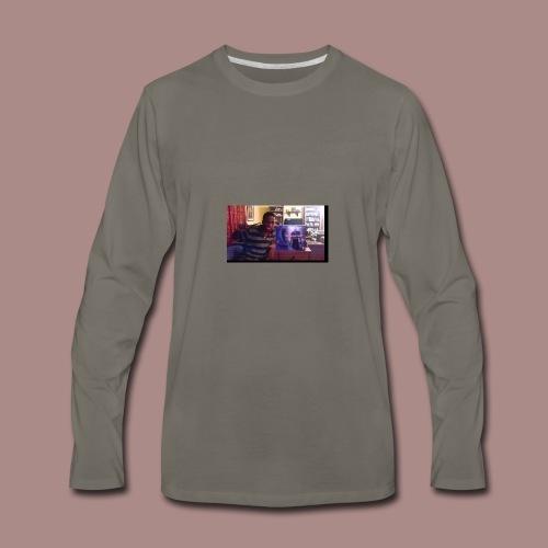 cheapest possible - Men's Premium Long Sleeve T-Shirt