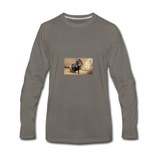 mycat - Men's Premium Long Sleeve T-Shirt