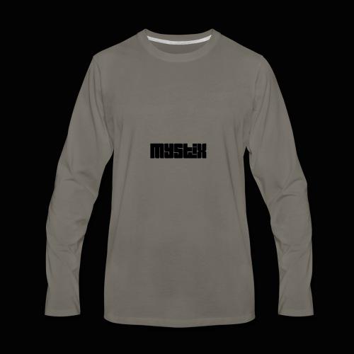 Mystix - Men's Premium Long Sleeve T-Shirt