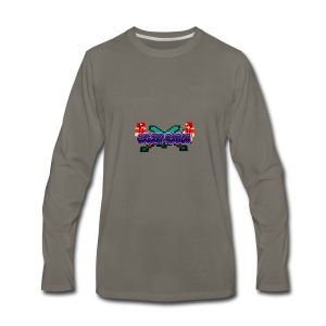 Galaxy Logo 1 - Men's Premium Long Sleeve T-Shirt