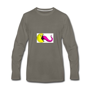 creepy pac - Men's Premium Long Sleeve T-Shirt