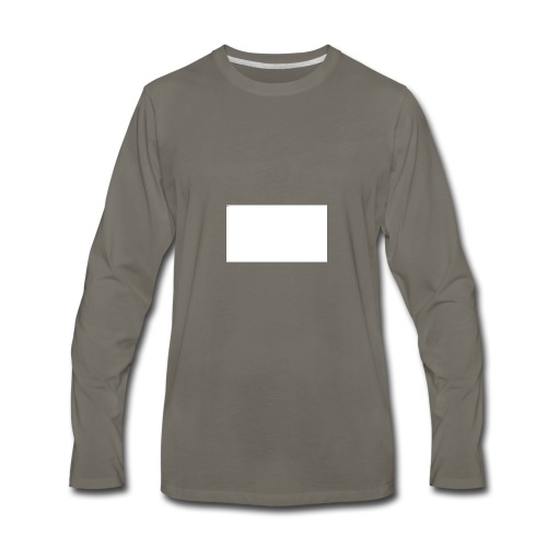 gin - Men's Premium Long Sleeve T-Shirt