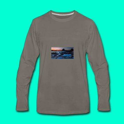the best design - Men's Premium Long Sleeve T-Shirt