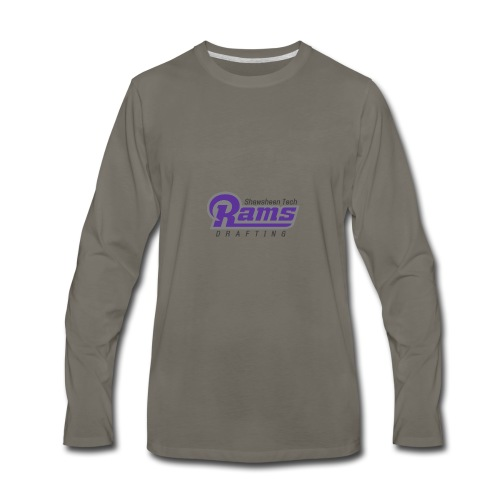 Drafting 2016 - Men's Premium Long Sleeve T-Shirt