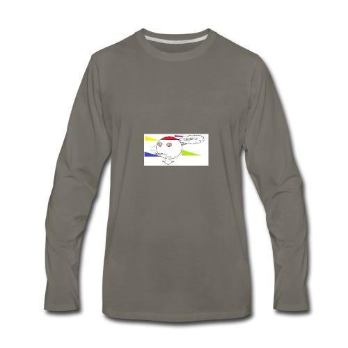 NO JUDGMENT - Men's Premium Long Sleeve T-Shirt