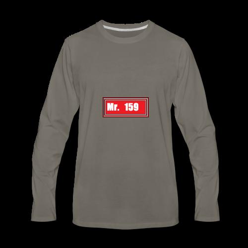 Mr.YouTube new - Men's Premium Long Sleeve T-Shirt