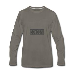 boyceri - Men's Premium Long Sleeve T-Shirt