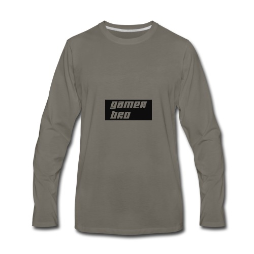 Gamer Bro - Men's Premium Long Sleeve T-Shirt