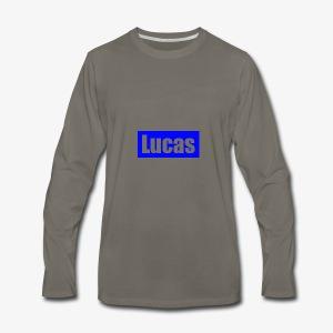 Lucas Bro Personal Channel - Men's Premium Long Sleeve T-Shirt