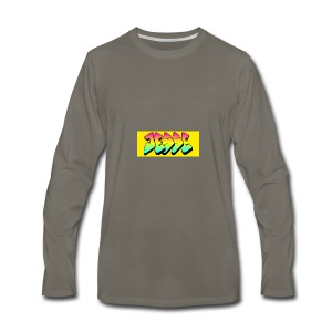 jesses logo - Men's Premium Long Sleeve T-Shirt