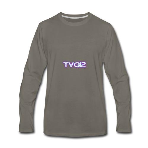 TVG12 - Men's Premium Long Sleeve T-Shirt