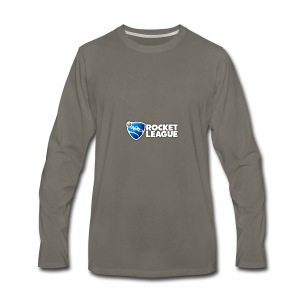 -Rocket League hoodie - Men's Premium Long Sleeve T-Shirt