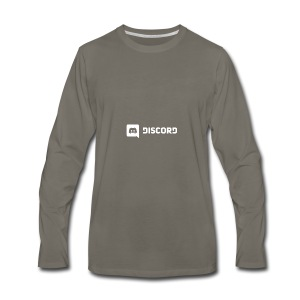 Discord - Men's Premium Long Sleeve T-Shirt